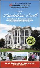 2020 Antebellum South Mini Brochure