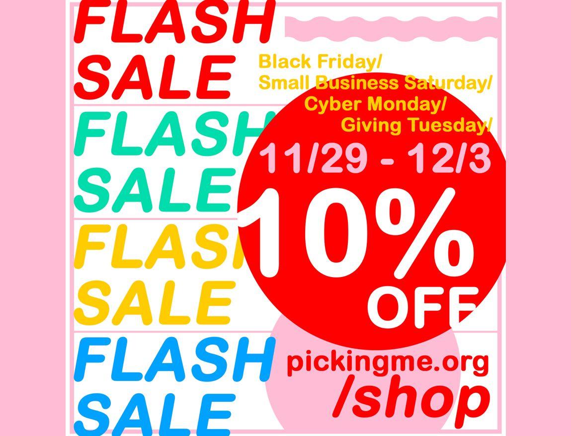 Shop Flash Sale!