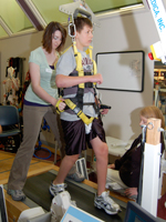 Body Weight Supported Treadmill Training (BWSTT)