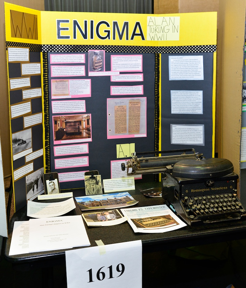 Enigma Exhibit - 2018 Zaslow