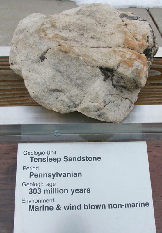 Tensleep Sandstone - Pennsylvanian