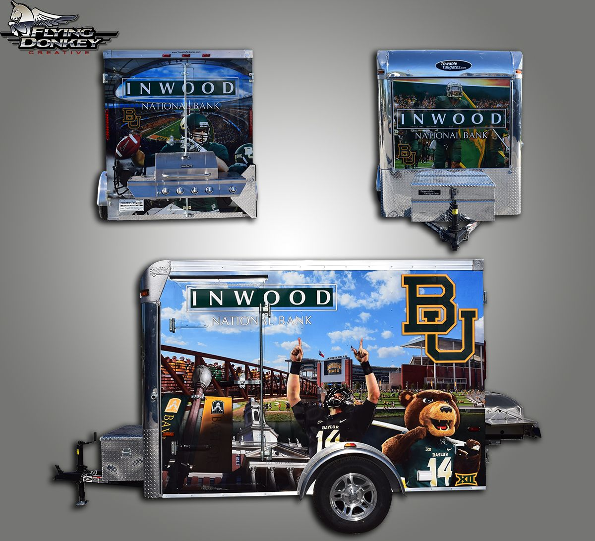 Inwood Bank Baylor Trailer