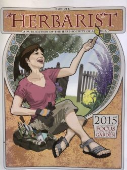 The Herbarist 2015