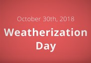 Join Us to Celebrate Weatherization Month