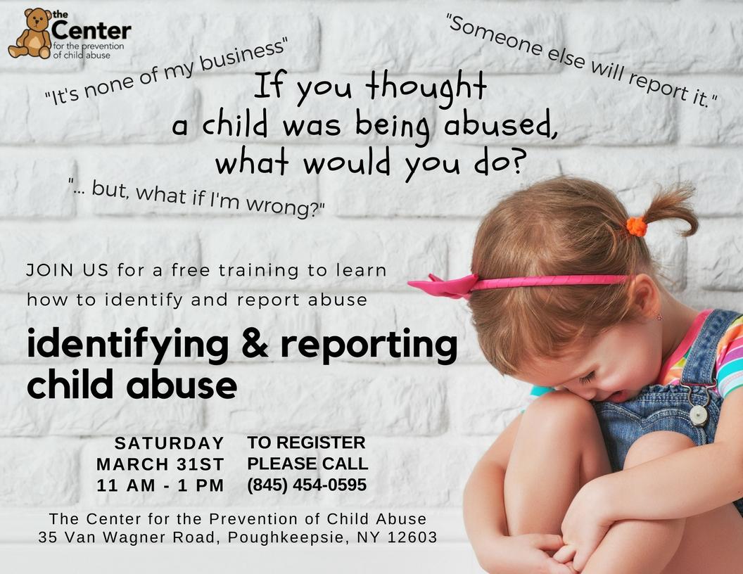 Public Workshop to Identify Abuse