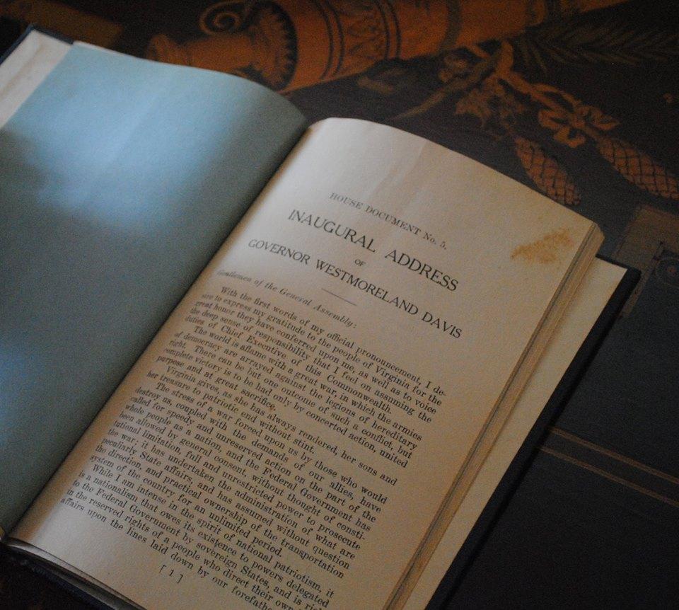 Rare Book Showcase: A Morven Park Specialty Tour
