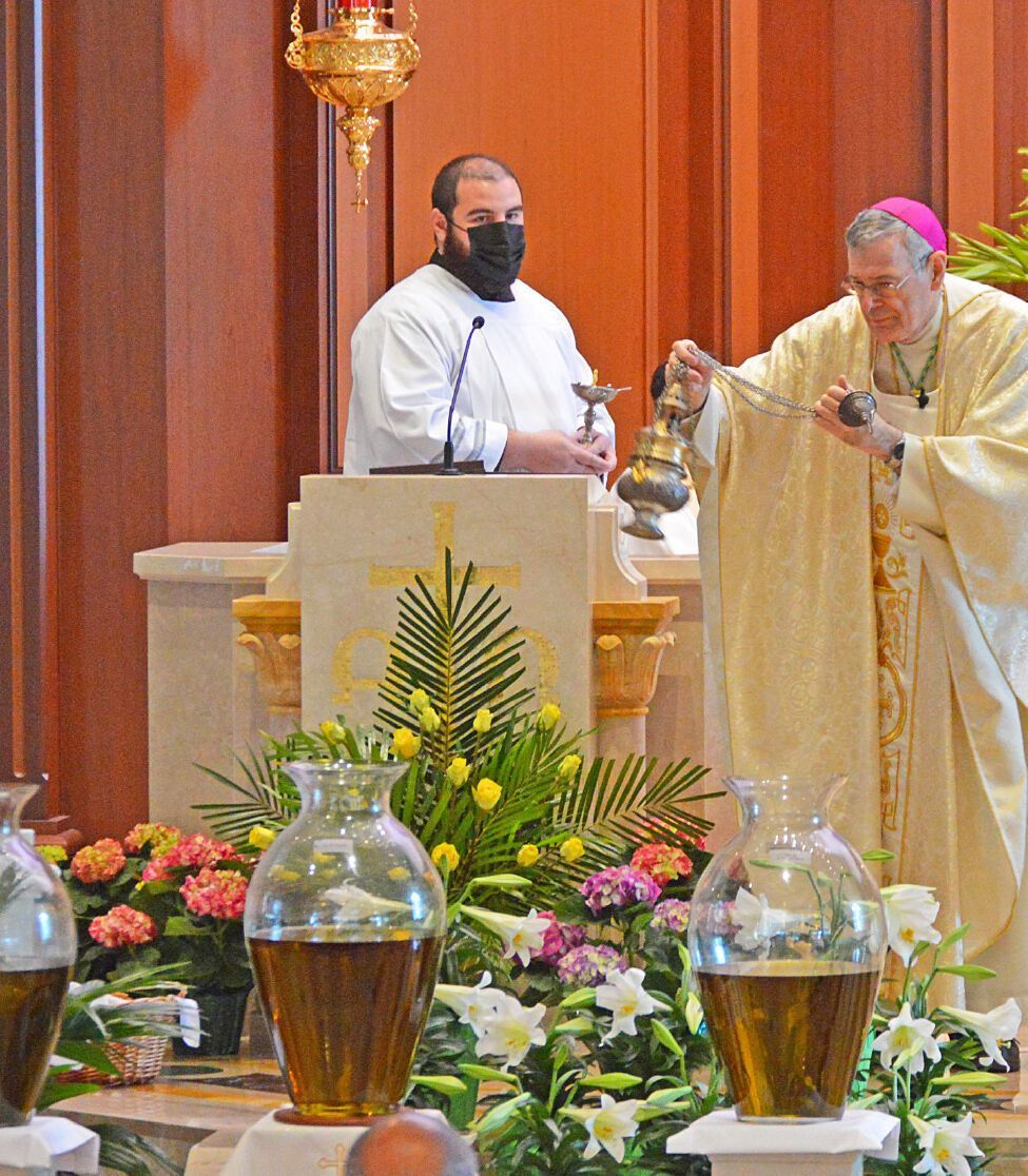 Living the Truth in Love - The Priest has the Heart of a Father - Chrism Mass Homily