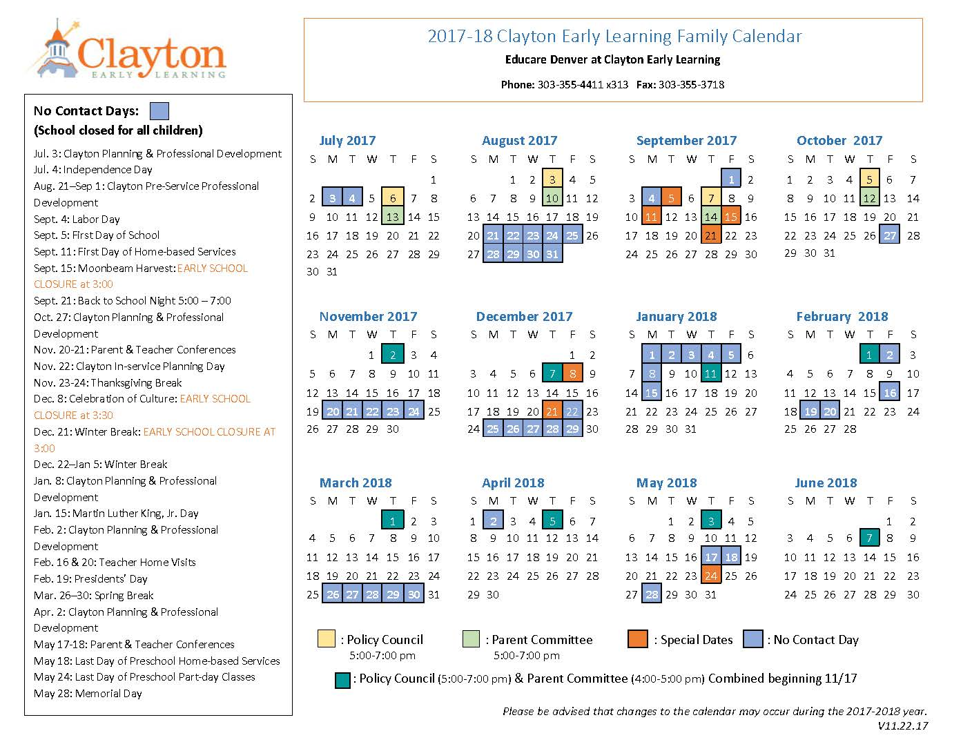 NYC 2018-19 School Year Calendar: First Day of School ...
