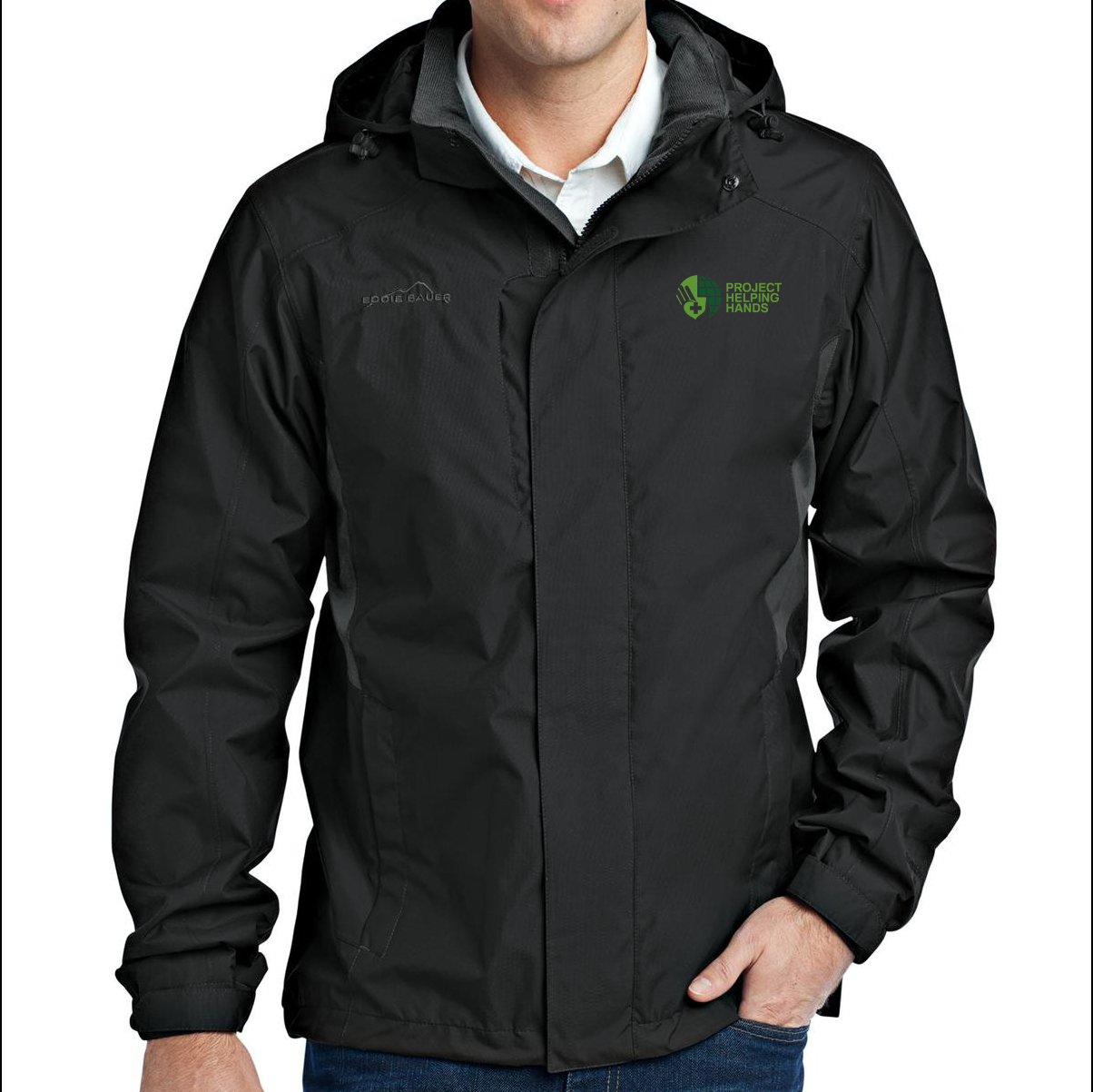 Men's Eddie Bauer Rain Jacket