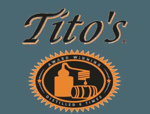 Vodka Sponsor: Tito's