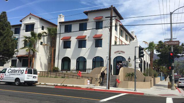 Jardin de las Rosas affordable housing opens in downtown Santa Barbara