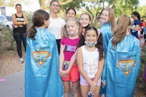 More than $237,000 Raised for Children Battling Cancer
