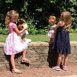 American Girl Dolls Camp June 8-12 (5k-3rd)