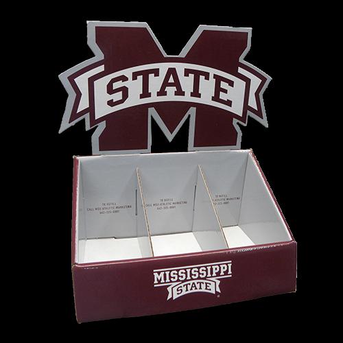 """""""M"""" Mississippi State Schedule Holder"""