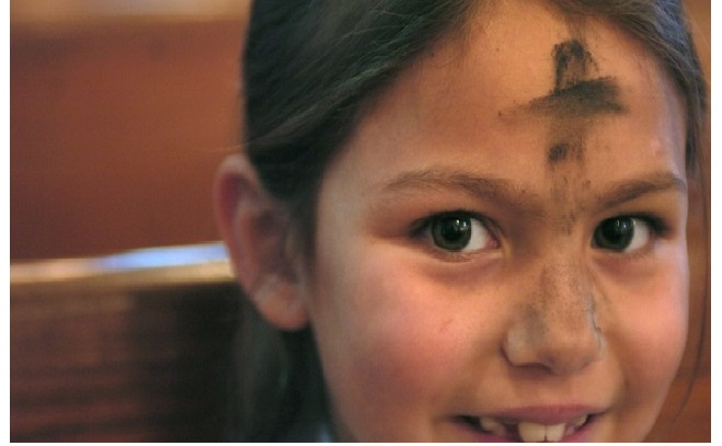 Lent is here!