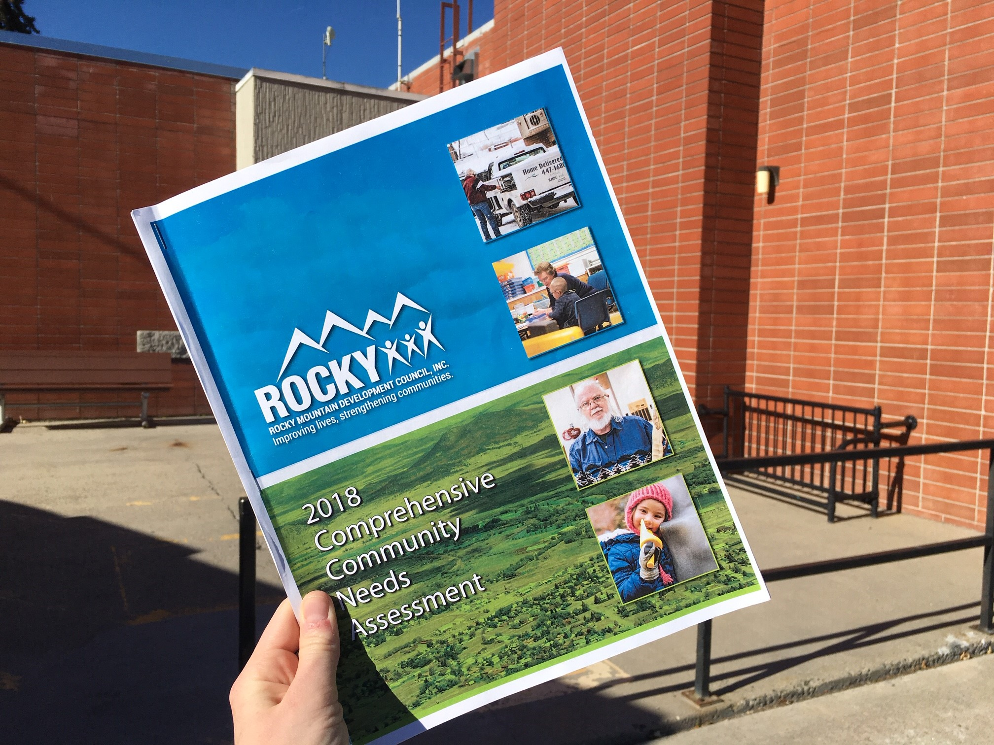 Rocky's 2018 Comprehensive Community Needs Assessment Complete