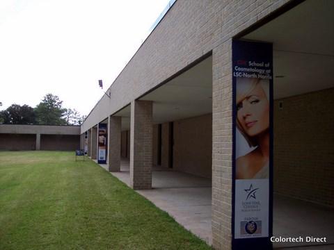 Exterior Column Wraps