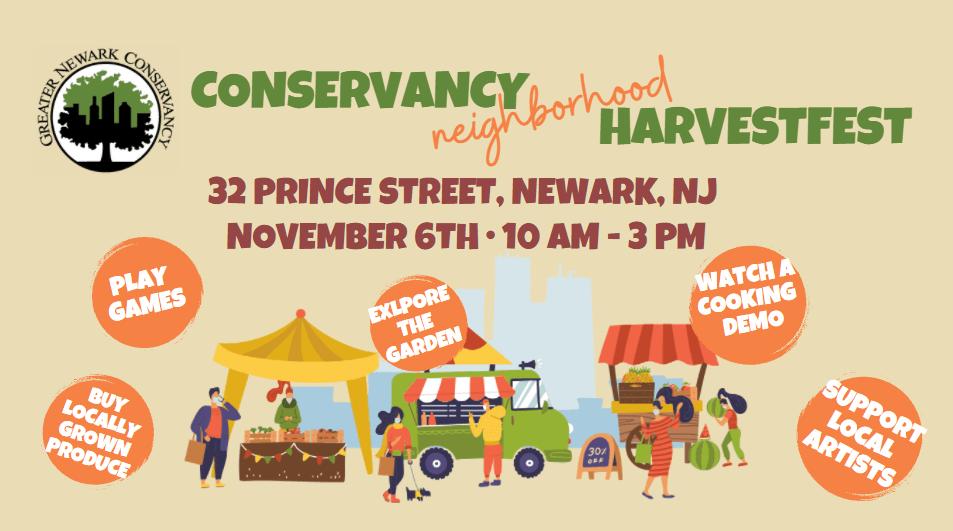 Conservancy Neighborhood HarvestFest