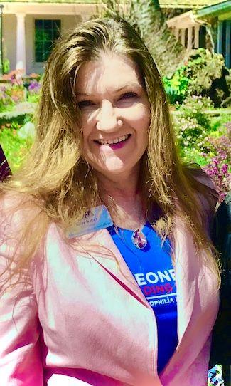 Ashley Gregory, Education & Advocacy Director
