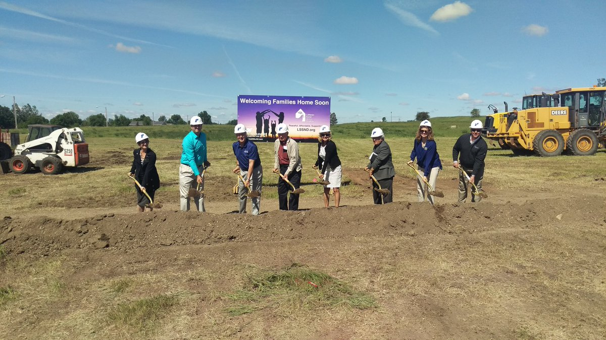 Ground Breaking In Mercer County for Workforce Housing
