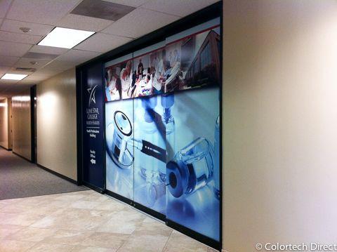 Wall & Elevator Wrap