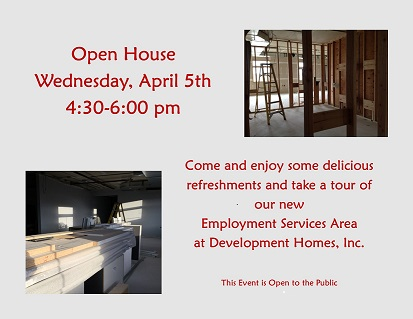 Employment Services Open House