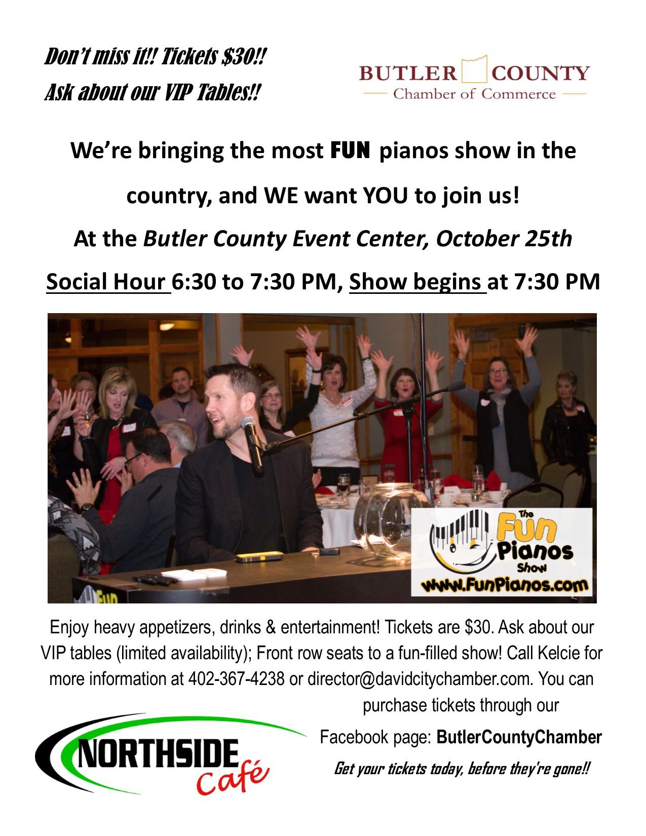 The FUN Pianos Show!!