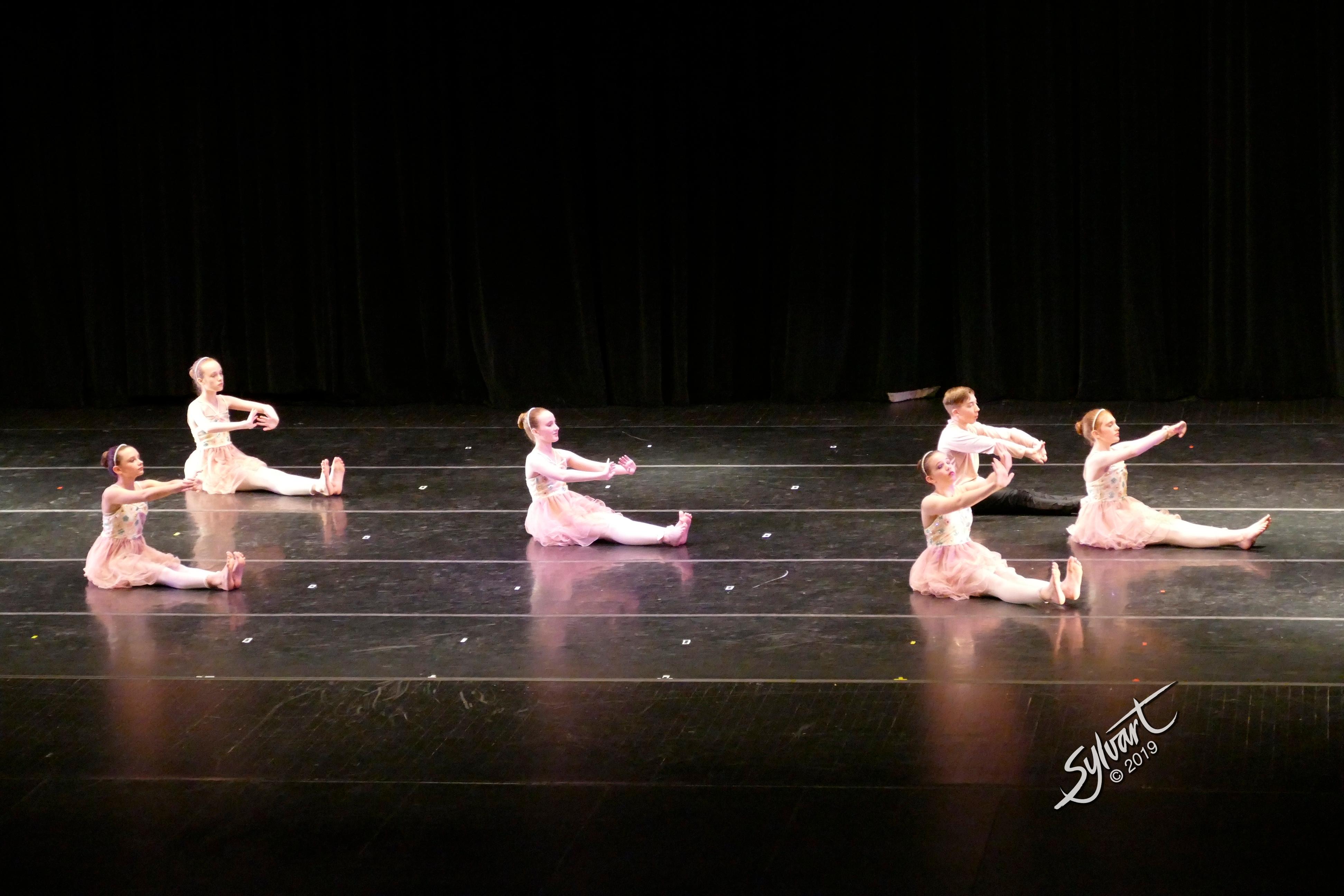 """WCA Dance Dept presents """"New Works"""""""