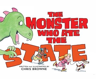 """Hägar the Horrible"" Cartoonist Pens Children's Book for State Historical Society"