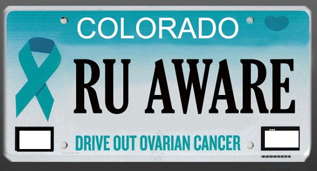 Help Us Drive Out Ovarian Cancer!