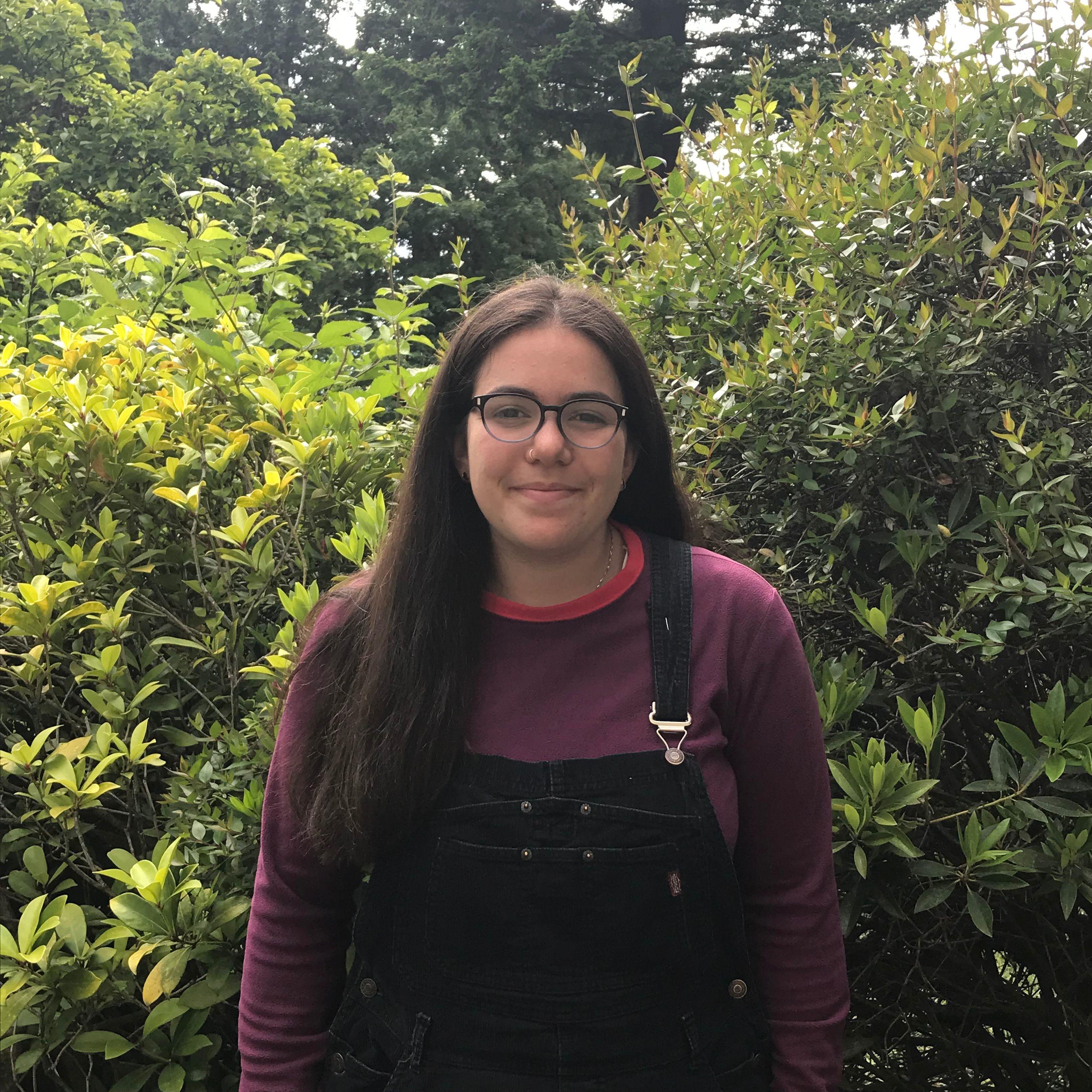 MIRIAM CARON, Assistant Guide