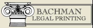 Bachman Printing Co.