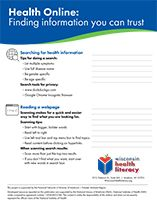 Health Online Handout 2 with Notes