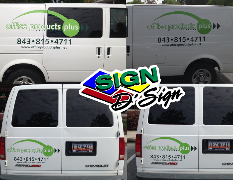 Office Products Plus Van