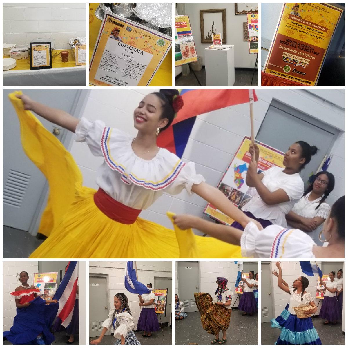 Hispanic Heritage Celebration-October 2018