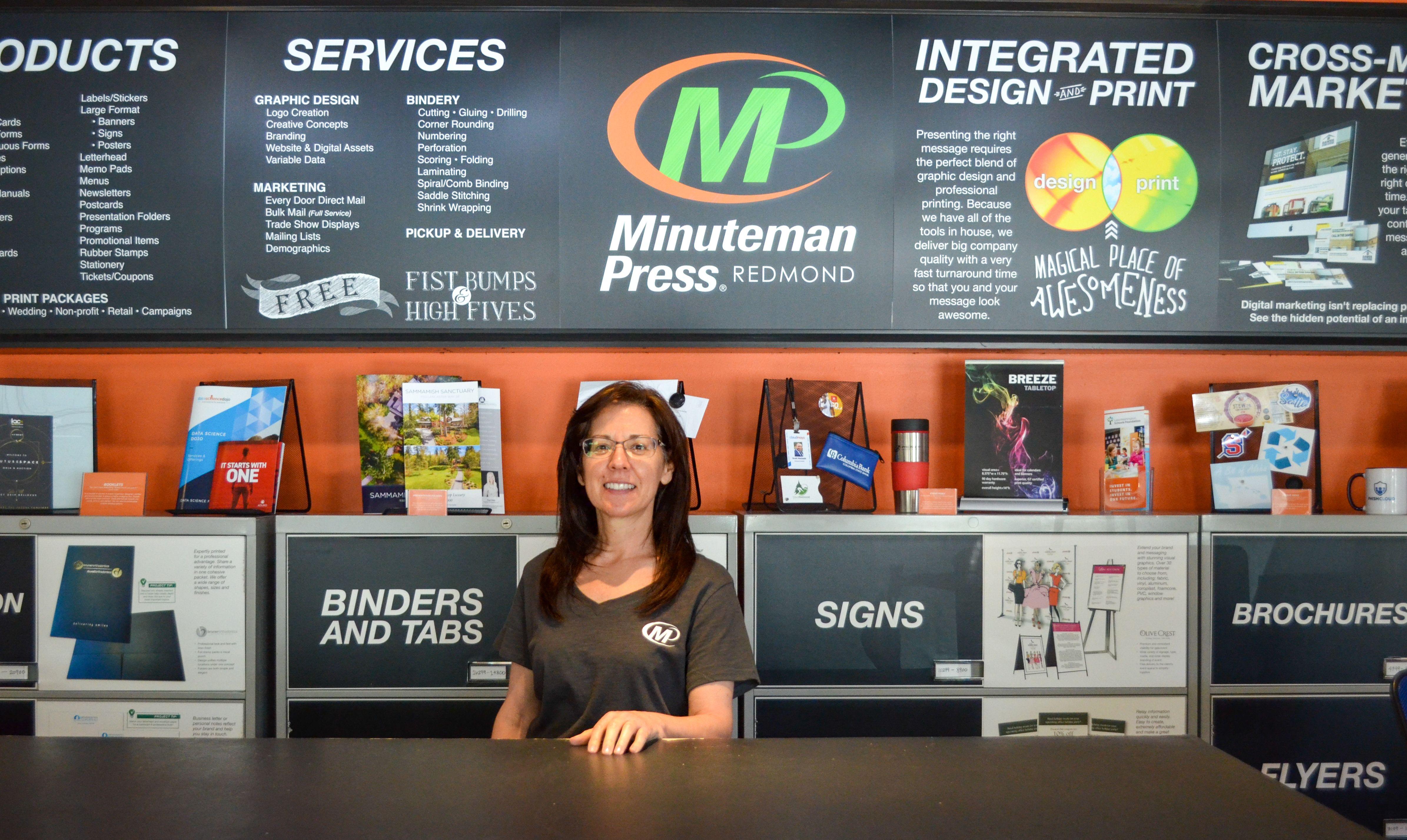 Danielle, Customer Service Representative