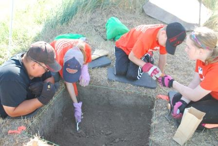 State Historical Society Archaeology Camp registration opens May 22