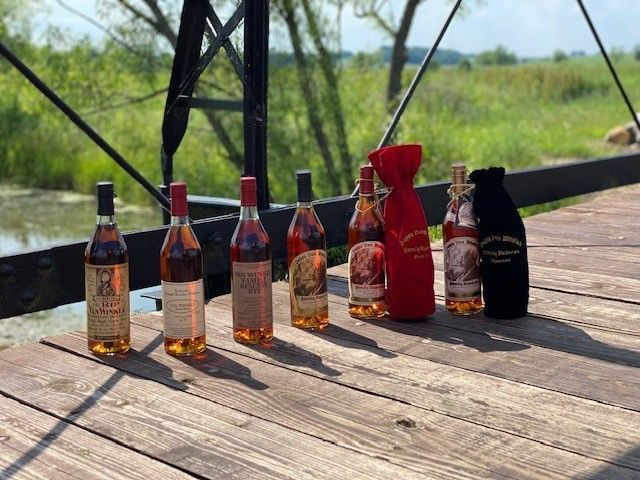 Pappy Van Winkle Collection