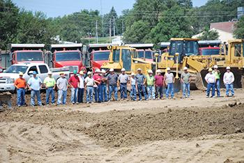 Fucinaro Excavating Picture 1