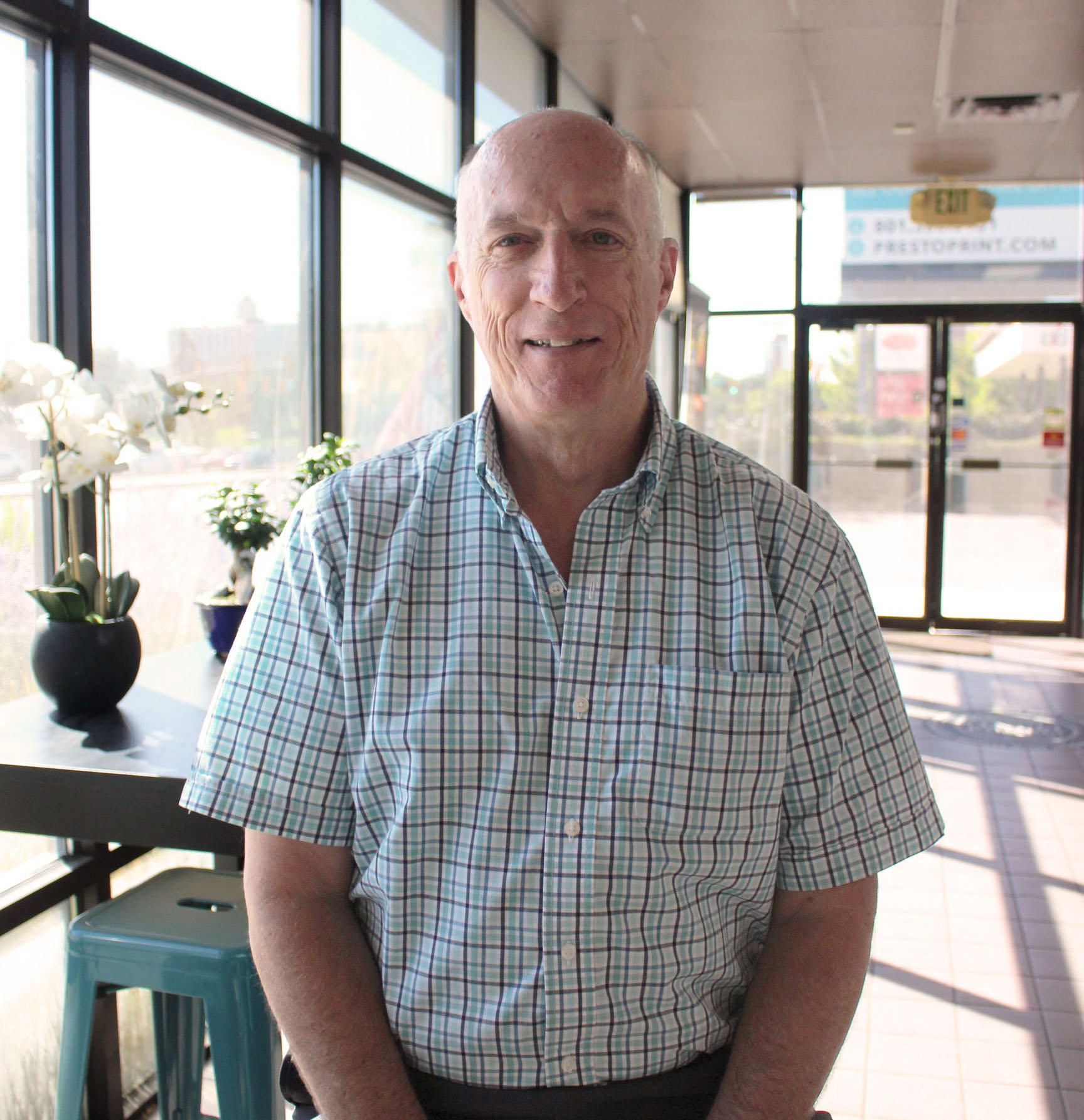 Jeff Conley- Director of Sales/ Marketing