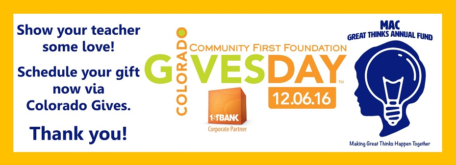 CO Gives Day 12.06.16