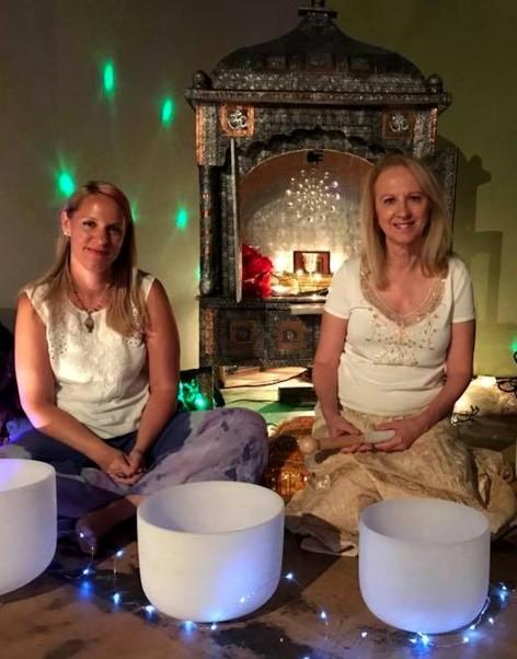 Virtual Crystal Bowl Chakra Meditation