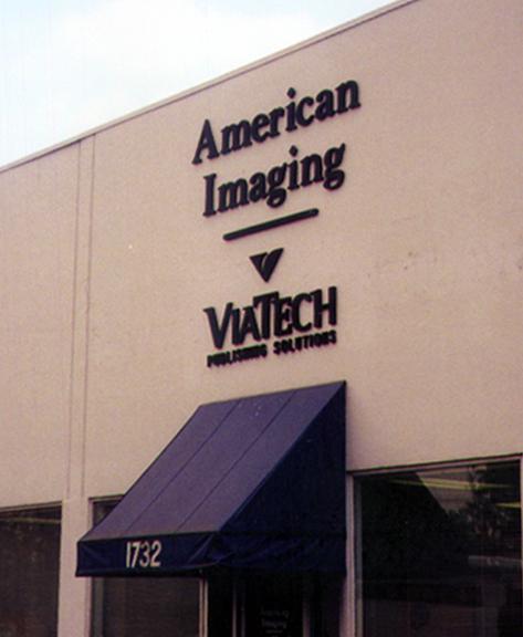 Viatech Dimensional Lettering