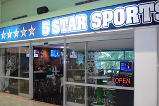 5 Star Sports Bar