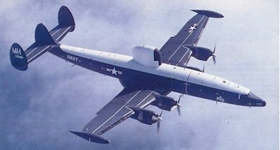 1969: Navy EC-121 Shot Down.