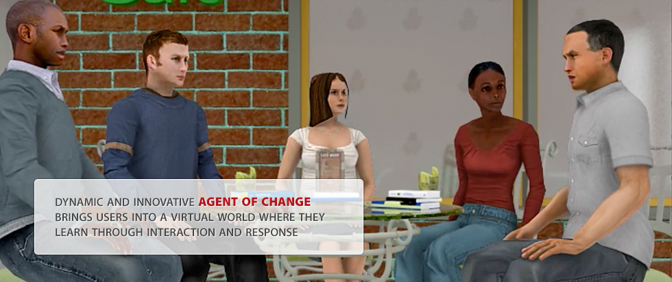 Agent of Change: We End Domestic Violence