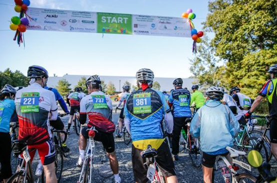CFCS joins 27th Annual Rodman Ride for Kids!