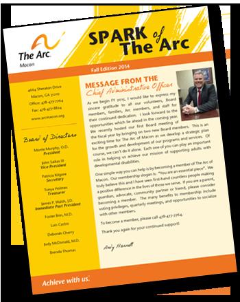 ARC Newsletter Layout