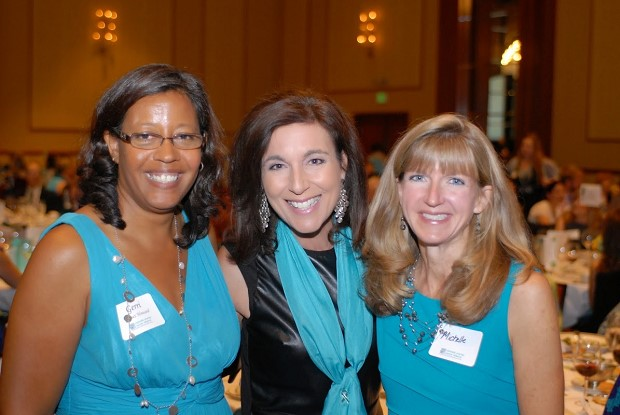 COCA's 5th Annual Teal Gala