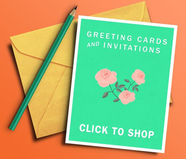 Greeting Cards & Invitations